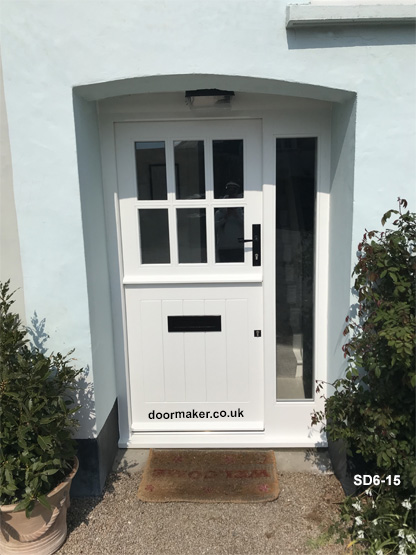 bespoke stable door and frame